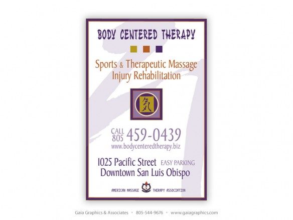 BODY CENTERED THERAPY ~ San Luis Obispo ~ 1.6