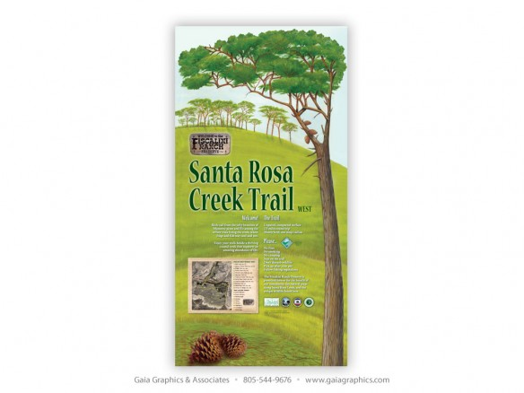 THE LAND CONSERVANCY OF SAN LUIS OBISPO COUNTY ~ Santa Rosa Creek Trail ~ 24