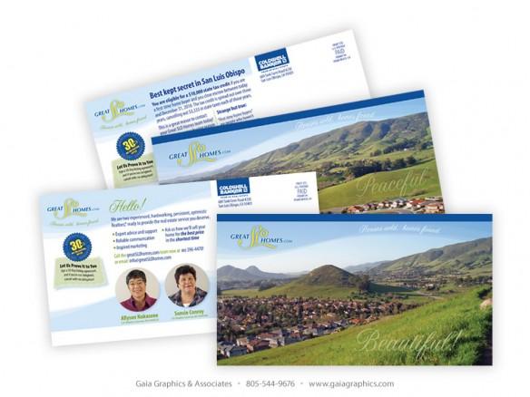 GREAT SLO HOMES ~ Postcard Series ~ 11