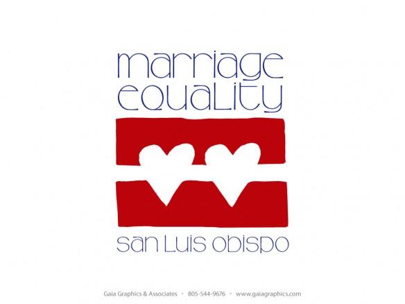 MARRIAGE EQUALITY SAN LUIS OBISPO