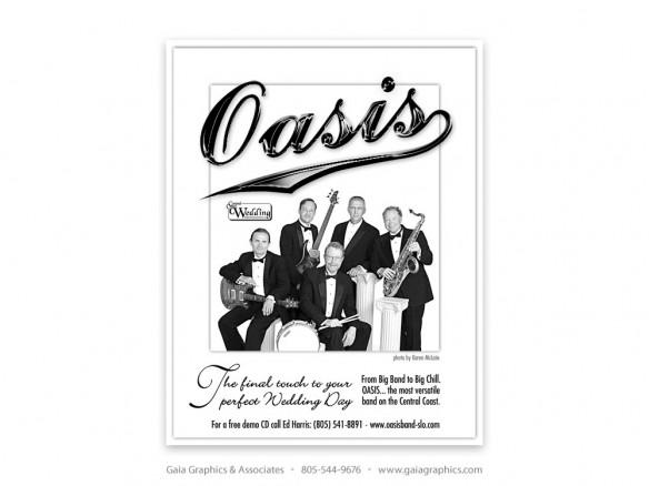 OASIS BAND ~ San Luis Obispo, CA ~ 5