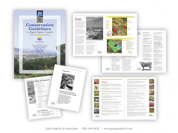 CITY of SAN LUIS OBISPO ~ Open Space Conservation Guidelines ~ 8.5