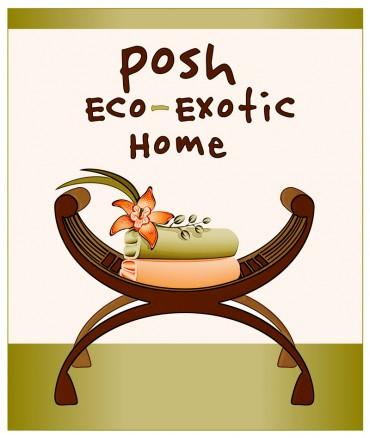 POSHECOEXOTICHOME.com offers Bali-inspired products and exquisite interior design through PoshEcoExoticInteriors.com.